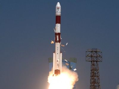 La India lanza el primer satélite de vigilancia desarrollado por Brasil