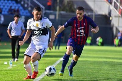 Este domingo se enfrentan Olimpia y Cerro en una edición más del Superclásico
