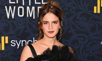 Emma Watson no dejará la actuación