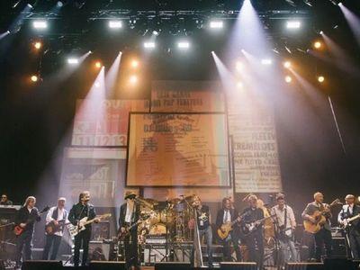Sale a la luz concierto tributo de estrellas del rock a Fleetwood Mac