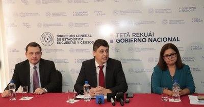 La Nación / El Instituto Nacional de Estadística fue presentado oficialmente