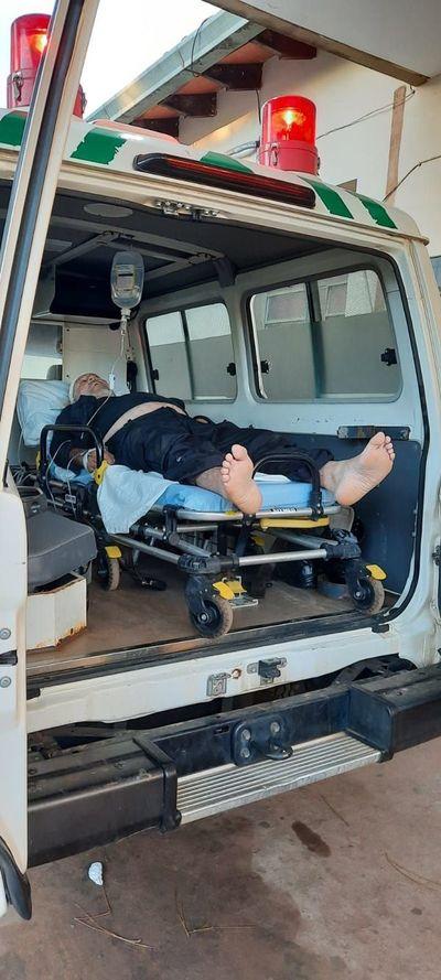 Dos policías heridos tras atender denuncia de polución sonora, un militar buscado por intento de homicidio intentó huir