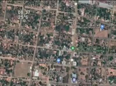 Detención y fuga en Paraguarí