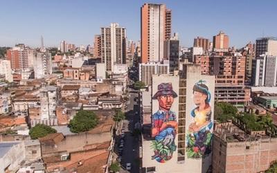 Invitan a personas y empresas a participar de intervenciones urbanas en Asunción