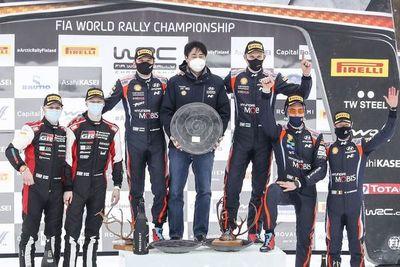 Tänak gana el Rally Ártico