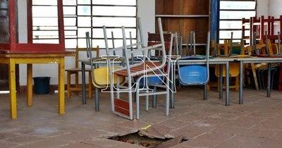 La Nación / Retorno a clases en Paraguay: incertidumbre, boicot y aulas en lamentable estado