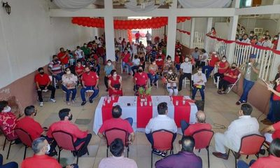 Equipo de Romero Roa presenta candidatos a la Junta Municipal de Presidente Franco
