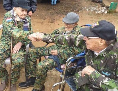 Dos ex combatientes de la Guerra del Chaco fallecen este fin de semana