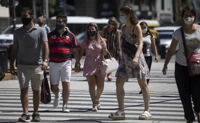 Argentina extiende las medidas de distanciamiento social hasta el 12 de marzo