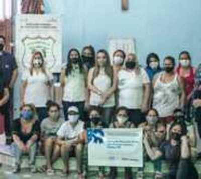 Mujeres del Buen Pastor obtienen premio en concurso internacional