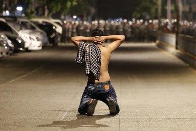 La represión en Birmania deja al menos 18 muertos en un fin de semana de protestas sangriento
