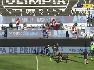 Tigo, Villagrán Bolaños y el espíritu del fútbol paraguayo