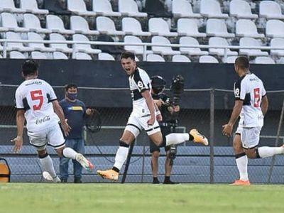 Olimpia castiga la ineficacia de Cerro y se queda con el superclásico