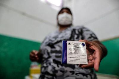 Llegan a Argentina otras 517.500 dosis de la vacuna rusa Sputnik V