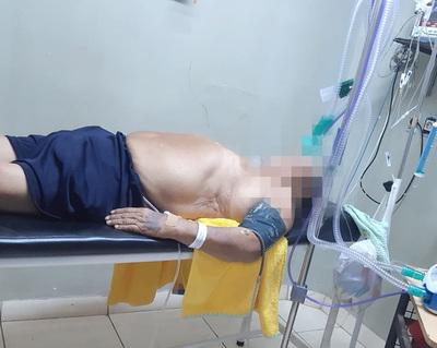 Hospital de CDE sin medicamentos: Familia paga deuda por comprar remedios mediante pollada
