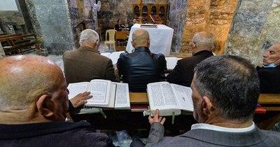 La Nación / Para los cristianos de Irak, más vale añorar el país que morir en él