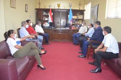 Gobernación organiza con la APF el Campeonato Nacional de Fútsal