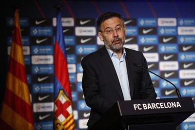 Detuvieron a Josep María Bartomeu, ex presidente del Barcelona