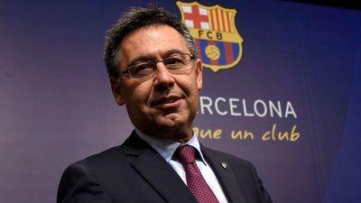 Detuvieron al expresidente del Barcelona