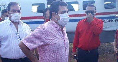 Critican al vicepresidente Velázquez por usar avioneta del Estado para proselitismo