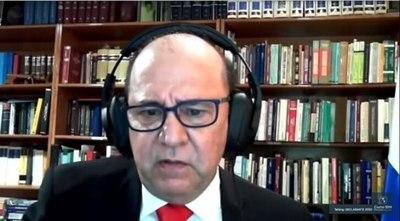 Al iniciarse la audiencia ante la CIDH, Ríos reafirmó que se cometieron numerosas irregularidades con su destitución