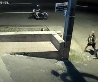 Capturan al presunto delincuente que asaltó a una mujer en Itauguá