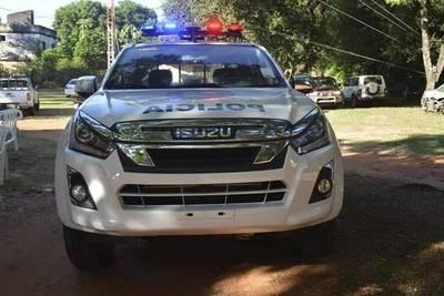 Santa María recibió una nueva patrullera