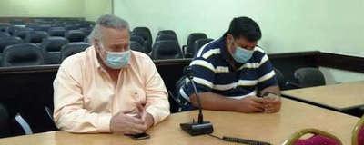 Juicio a Óscar González Daher y su hijo, en etapa probatoria