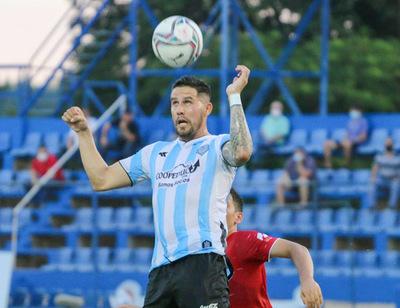 Sigue en racha: Guaireña FC venció a Nacional y sumó su 2da. victoria consecutiva.