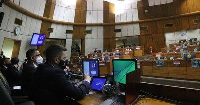 La Nación / Diputados adoptan medidas sanitarias para retorno parlamentario