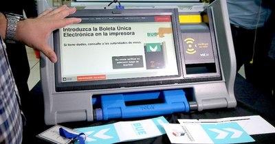 La Nación / Mañana se inicia instrucción sobre el voto electrónico