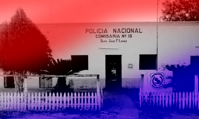 #Urgente – Atentado en el Norte a Comisaría de Puentesinho, hay un muerto y varios heridos.