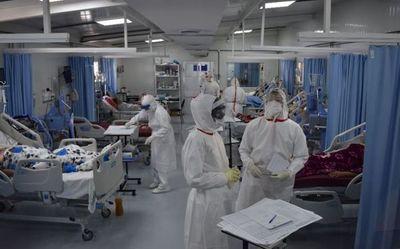 Reportan 17 nuevas muertes por covid-19 y casi mil contagios más