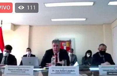 Ríos Ávalos dice que Nicanor gestó su destitución de la Corte en el 2003