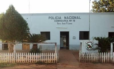 Atentado contra sede policial deja un fallecido y un herido de gravedad