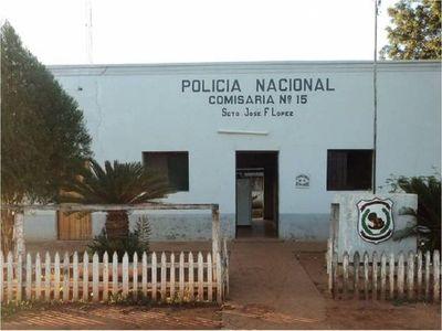 Primera vez que atacan comisaría de Puentesiño, según jefe policial