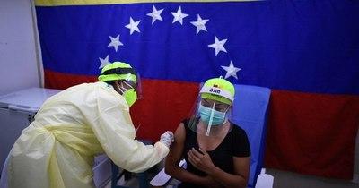 La Nación / Llega a Venezuela lote de 500.000 vacunas chinas contra el COVID-19