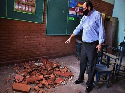 Retorno a clases será gradual y con 23% de escuelas en mal estado