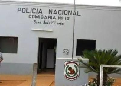 De terror: atacan comisaría, matan a un policía y dejan herido a otro