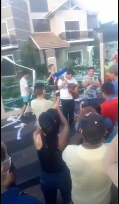 """Fustigan a """"réplica de Hitler"""" en Curuguaty que amenaza y prohíbe hablar guaraní a sus empleados"""