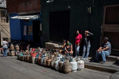 Claves de la escasez de gas doméstico en Venezuela