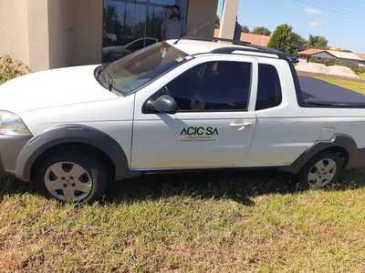 Bandidos roban unos 50 millones de cooperativa y abandonan vehículo de la empresa usado para huir