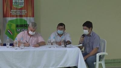 Municipalidad de Mariscal Estigarribia logró una ejecución del 81% de su presupuesto