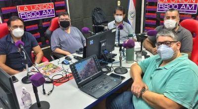 Carlos Báez de vuelta a la radio