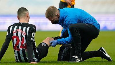 Médico de la Albirroja asegura que lesión de Almirón no es grave y no descarta su presencia ante Chile y Colombia
