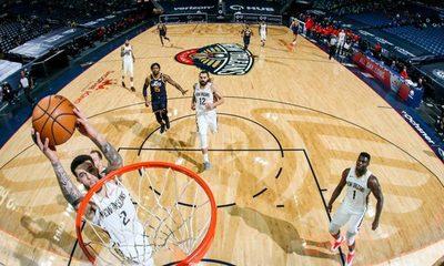 Los Pelicans sorprenden con una victoria ante los Utah Jazz