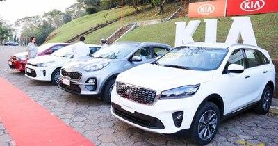 La Nación / Kia volvió a posicionarse como número uno en ventas en Paraguay