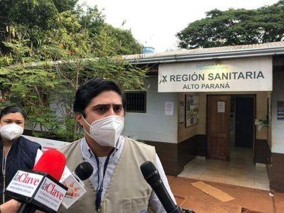 Covid-19: Alto Paraná al borde del colapso y sin camas de Terapia Intensiva