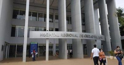 La Nación / Segunda ola en Alto Paraná: reportan terapias 100% ocupada y varios reinfectados por COVID-19