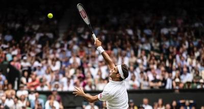 Roger Federer, primer gran ausente del Masters 1.000 de Miami